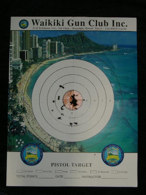 Waikiki_gun_club_pistol_target