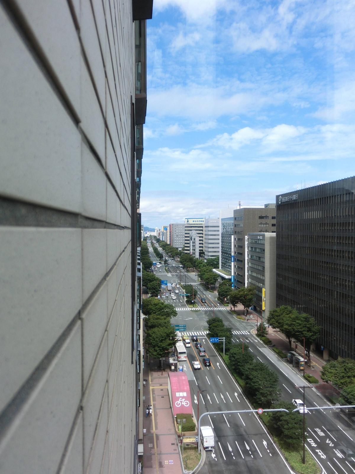 Nikko_fukuoka_11f_window_view_tai_6