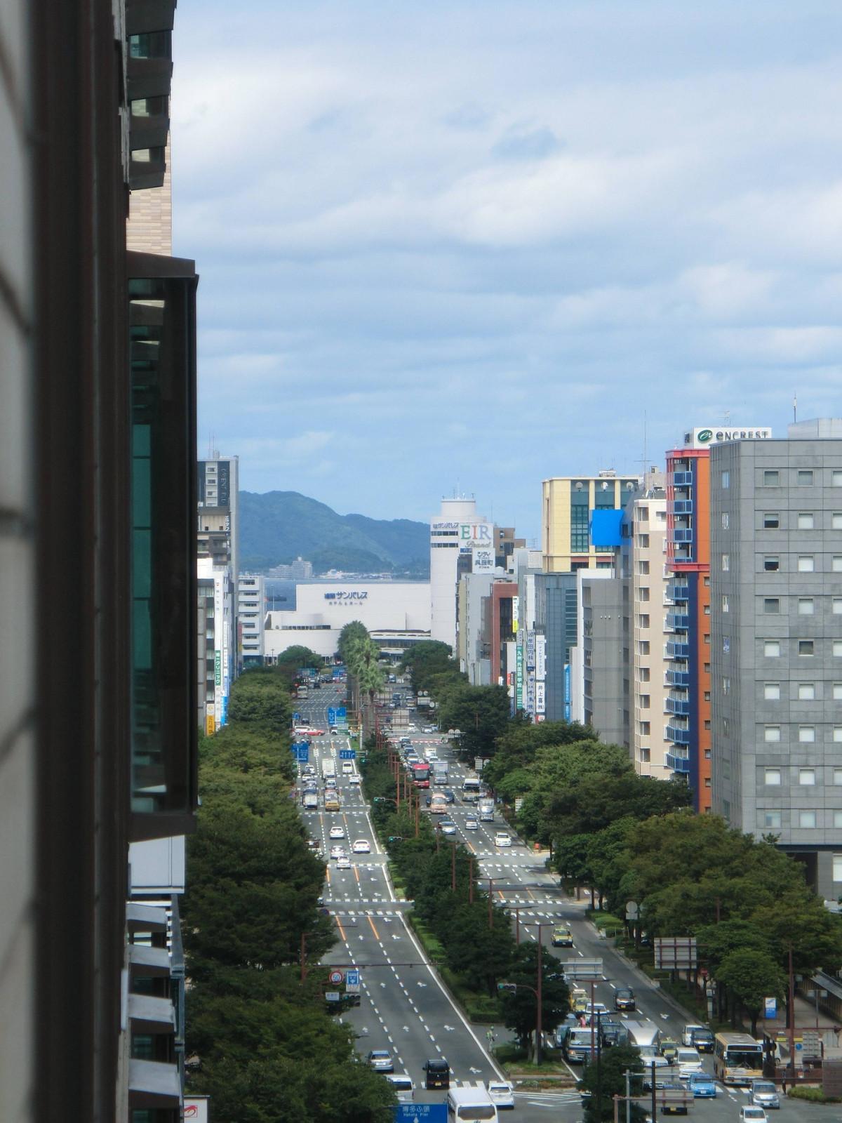 Nikko_fukuoka_11f_window_view_tai_7