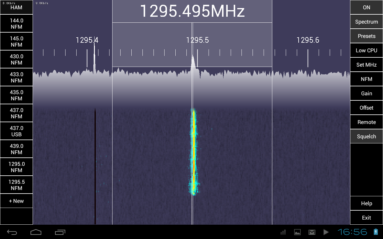 Sdr_touch1295mhz
