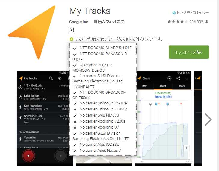 My_tracks_google