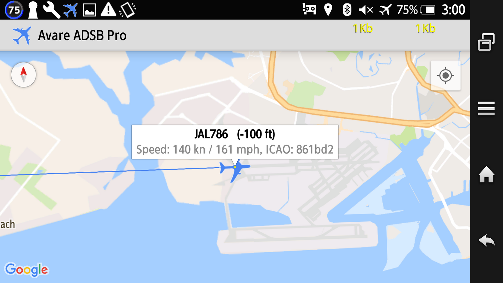 Jal786100ft