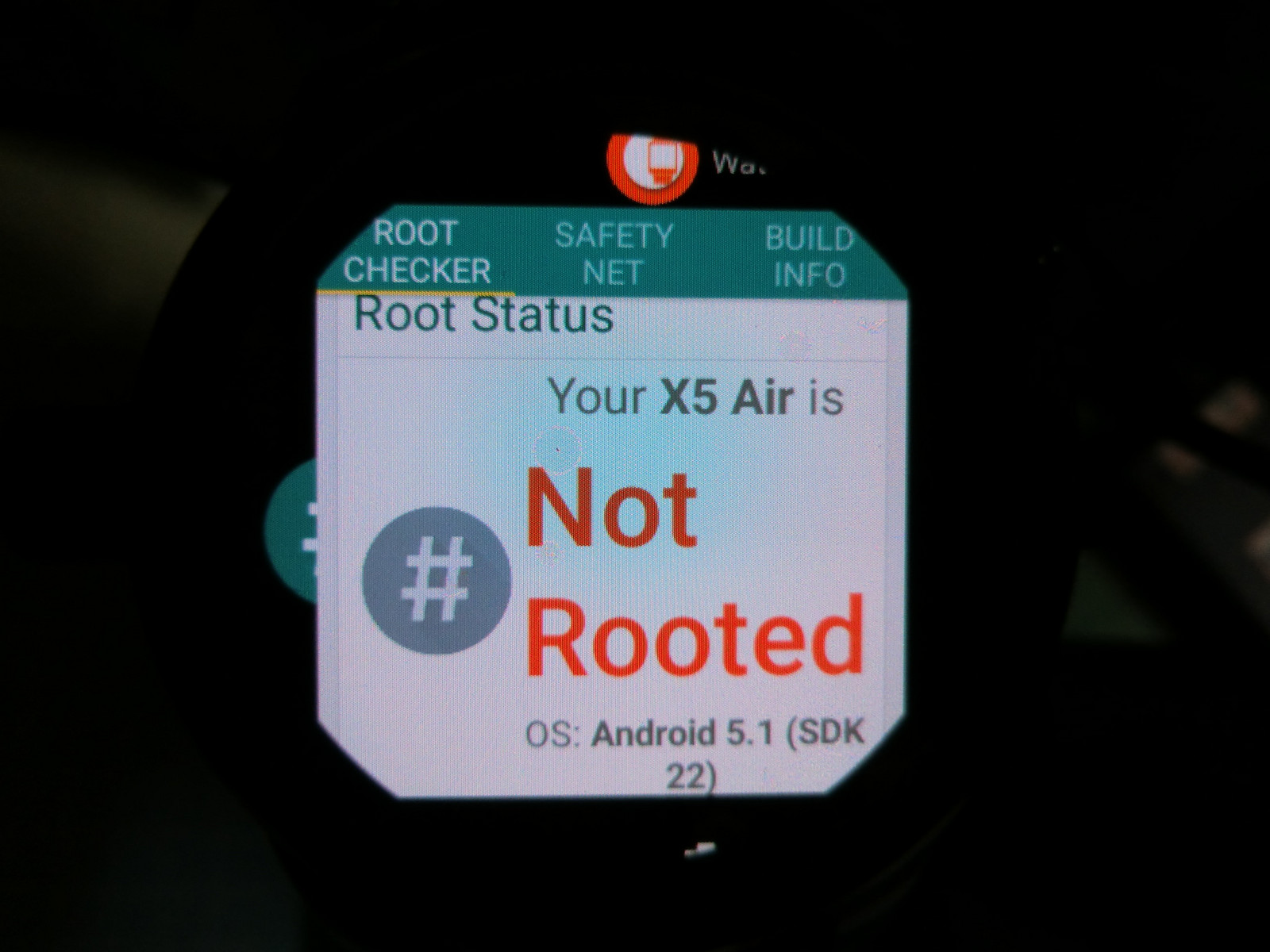 Not_rooted